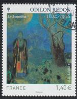 FRANCE 2011 ODILON REDON OBLITERE  YT 4542 - - Used Stamps