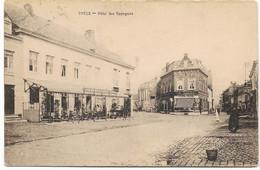 THEUX : Hôtel Des Voyageurs - Theux
