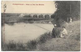 FLORENVILLE : Pêche Au Bois Des Malades - Belle Animation - 1909 - Florenville