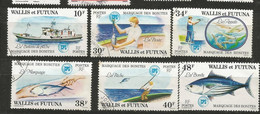 226/31  Marquage Des Bonites   (802) - Used Stamps