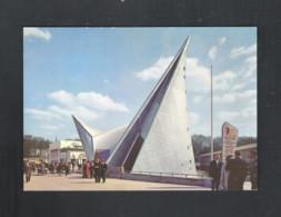BRUSSEL - EXPO '58 - EUROPALAAN: PAVILJOEN VAN PHILIPS, VERDER TUNESIE EN MAROKKO  (12.300) - Mostre Universali