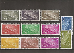 Espagne ( PA 266/276 XXX -MNH) - Neufs