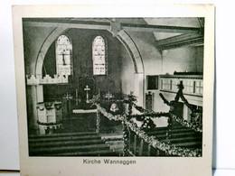 Vanagai / Wannaggen / Ostpreußen / Memelland / Litauen. Kirche In Wannaggen. Alte, Seltene AK S/w In Sonderfor - Ohne Zuordnung