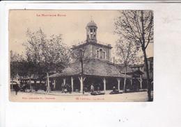 CPA DPT 31 REVEL, LA HALLE En 1927! - Revel