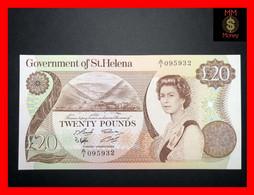 Saint Helena Island   20 £  1986  P. 10 UNC - Saint Helena Island