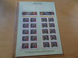 Schweiz Michel 2467/68 Business Bogen Gestempelt Pro Juventute (16008) - Usados