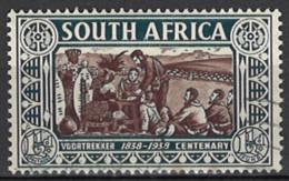 South Africa Südafrika 1938. Mi.Nr. 123, SG 78, Used O - Sonstige