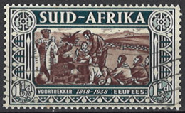 South Africa Südafrika 1938. Mi.Nr. 124, SG 78, Used O - Sonstige