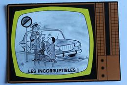 HUMOUR  ALEXANDRE  Comme Les Ancienne Serie Tele  LES INCORRUPTIBLES - Humour