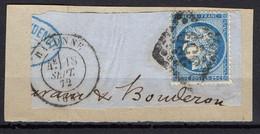 FRANCE ( OBLITERATION LOSANGE : GC  359   Bayonne  Basses-Pyrénées  COTE  1.00 , A  SAISIR . 20/11 - 1849-1876: Période Classique