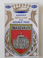 MASEVAUX . ADHESIF METALLISE - Masevaux