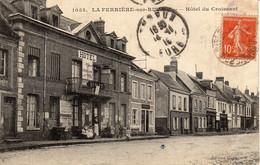 LA FERRIERE-sur-RISLE - Hôtel Du Croissant - Autres Communes