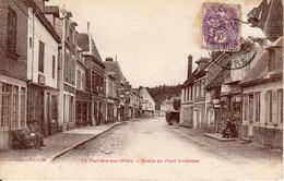 LA FERRIERE-sur-RISLE - Route De Pont-Audemer - Autres Communes