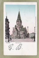 DRESDEN JAKOBIKIRCHE - Dresden