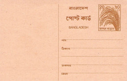 BANGLADESH - POSTCARD 20 P /ak987 - Bangladesh