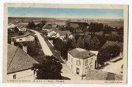 CPA 71 SAINT MARTIN EN BRESSE Route D' Osnard 1940 - Photo Combier - Altri Comuni