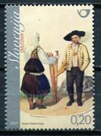 Slovenia 2007 Eslovenia / Folk Costumes MNH Trajes Típicos Folklore Typische Anzüge / C9911  10-8 - Otros