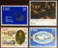 Ireland 1994 Anniversaries & Events MNH - Ungebraucht