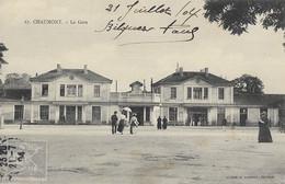 CHAUMONT - La Gare - Chaumont