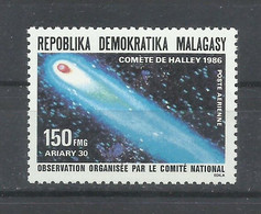 MADAGASCAR  YVERT  AEREO  190   MNH  ** - Madagascar (1960-...)