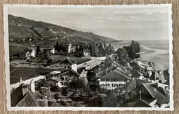 VAUD: LUTRY - VUE DEPUIS LE CLOCHER 1940 - VD Vaud