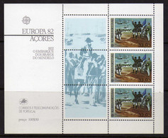 Portugal - Acores -    (1982)  -   BF - Europa  - Faits Historiques -    Neufs** - Azores