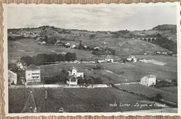 VAUD: LUTRY - LA CULTURAZ - LA GARE - SAVUIT - VD Vaud