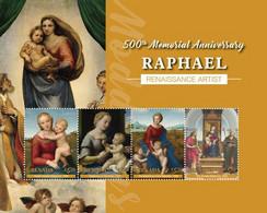 2020-07- GRENADA-   RAPHAEL        1V    MNH** - Autres
