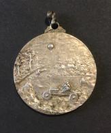 1929 - Rallye Ballon - Anderlecht - J. Polfliet - 28-7-29  -  Prix - Medaille - Prijs - Car - Auto - Sonstige