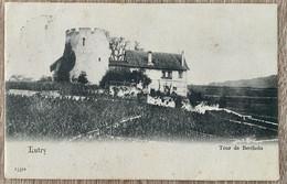 VAUD: LUTRY - TOUR BERTHOLOD 1923 - VD Vaud