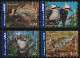 Australien 2005 - Mi-Nr. 2457-2460 ** - MNH - Wildtiere / Wild Animals - Nuevos