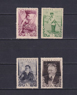 USSR 1935, Zg# 425-428, Personalities, MNH - Nuovi