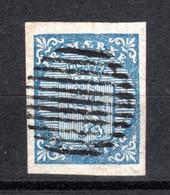 NORWEGEN, 1855, Freimarke Wappen, Gestempelt - Used Stamps