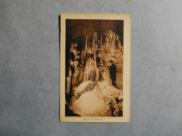 Grottes De LACAVE   -  46   -  Salle De La Tarasque    -  LOT - - Lacave
