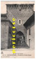46  Sousceyrac  Portail De Notre Dame - Sousceyrac