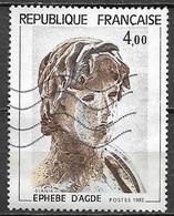 Timbres - France -  1982 - 4,00 - N° 2210 - EPHEBE D'AGDE - - Non Classés