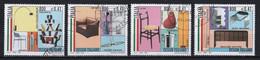 Italie 2000 : Timbres Yvert & Tellier N° 2410 - 2411 - 2412 - 2413 - 2414 Et 2415 Oblitérés. - 1991-00: Used