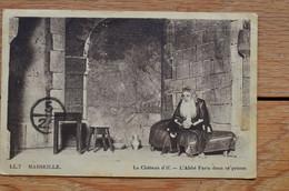 1937 France To Argentine Chateau D'If L'Abbé Faria Dans Sa Prison Argentina - Prison