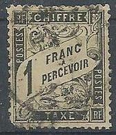 N° 22 OBLITERE 2EME CHOIX - 1859-1955 Gebraucht