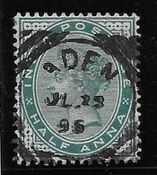 Aden - Timbre De Grande Bretagne Oblitéré Aden - TB - Aden (1854-1963)