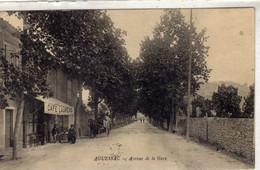 AGUESSAC  Avenue De La GARE - Otros Municipios