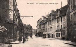 14 / CAEN / RUE CAPONIERE PRISE RUE DE BRETAGNE - Caen