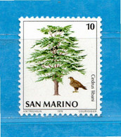 (Riz) San. MARINO ** -1979 - NATURA DA SALVARE  Unif. 1033.  MNH - Unused Stamps