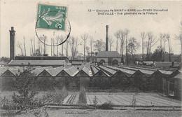 Environs  De SAINT PIERRE SUR DIVES - THIEVILLE - Vue Générale De La Filature - Other Municipalities