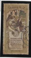 Italie Vignette Como 1899 - Oblitéré - B/TB - Sonstige