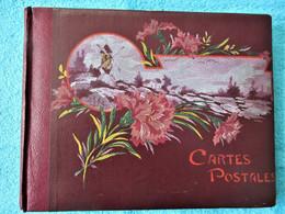Album Vide État Correct, Pouvant Contenir 500 Cartes Postales. - Sin Clasificación