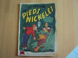 LIVRE BD Magazine - Le Trésor Des Pieds Nickelés N° 22  - P. Lacroix - Pieds Nickelés, Les