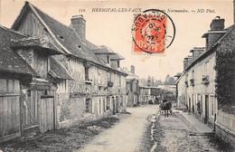 HERMIVAL LES VAUX - Maisons Normandes - Andere Gemeenten