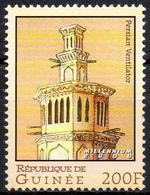 GUINEA 1v MNH** Persian Ventilator Made To Direct The Wind Into People 's Houses In Hormuz Persia Iran Voyage Of Marco - Other