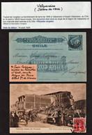 VALPARAISO (Chili) Séisme De 1906. Ensemble Exceptionnel De 29 Cartes Oblitérées Relatives Au Tremblement...... - Chile